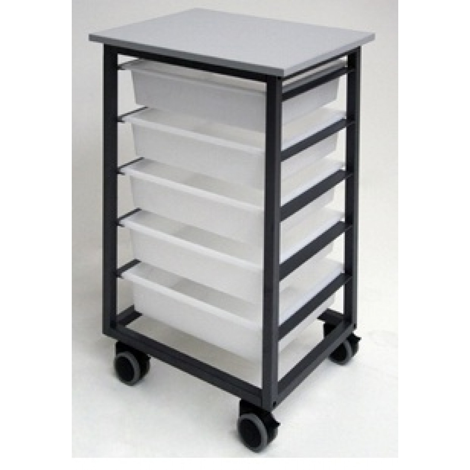 5 or 10 draw trolley office furniture since 1990 for Mobile furniture