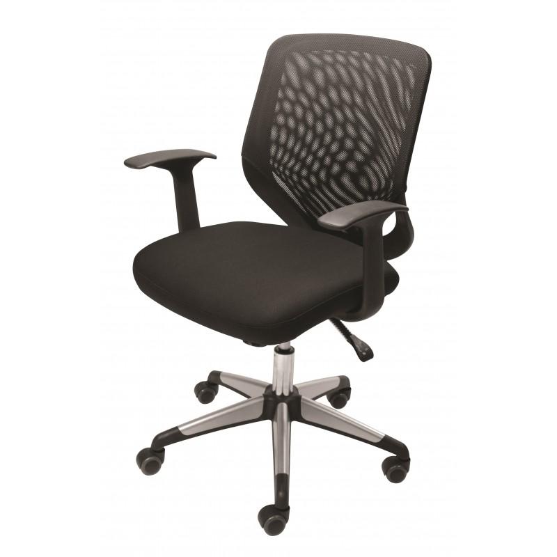 Mesh Back Office Chair Motif Synchron