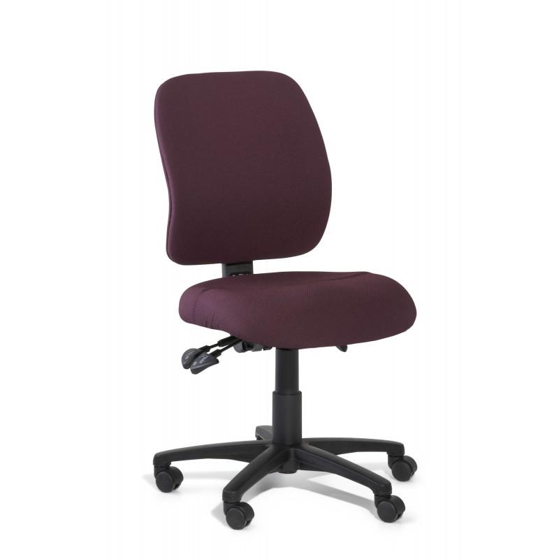 Clerical Chair Slimline