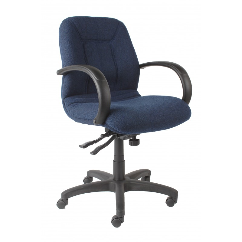 Deluxe Medium Back Executive Chair