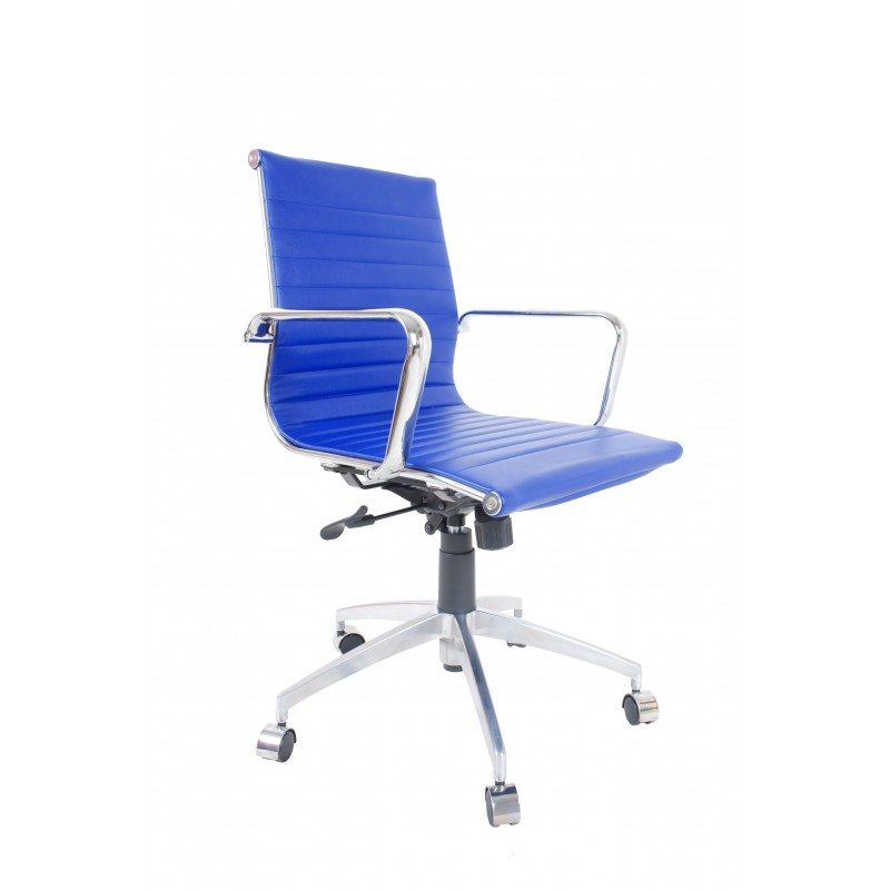 Medium Back Conference Chair PU605M