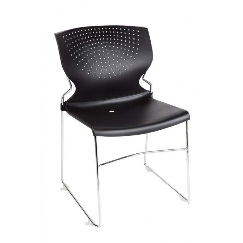 Stackable Visitor Chair Sabi