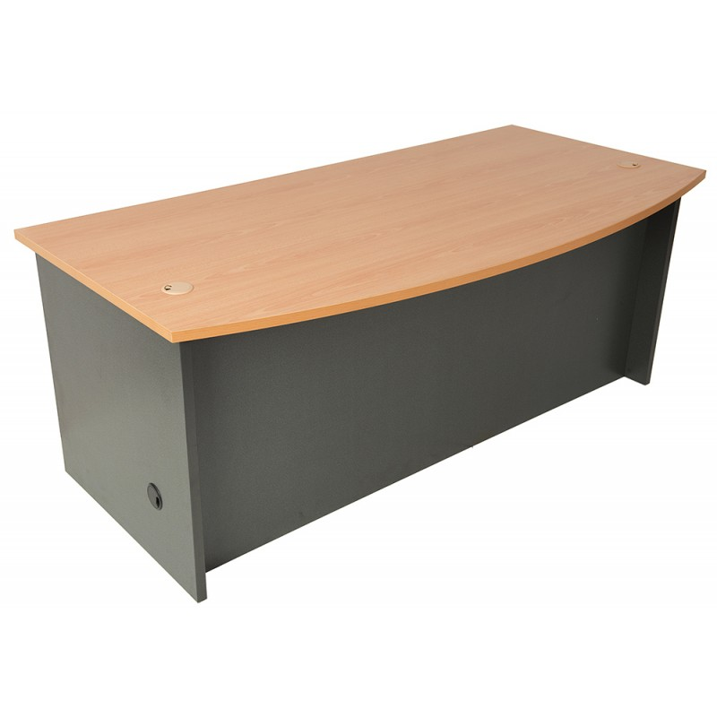 Bow Fron Desk