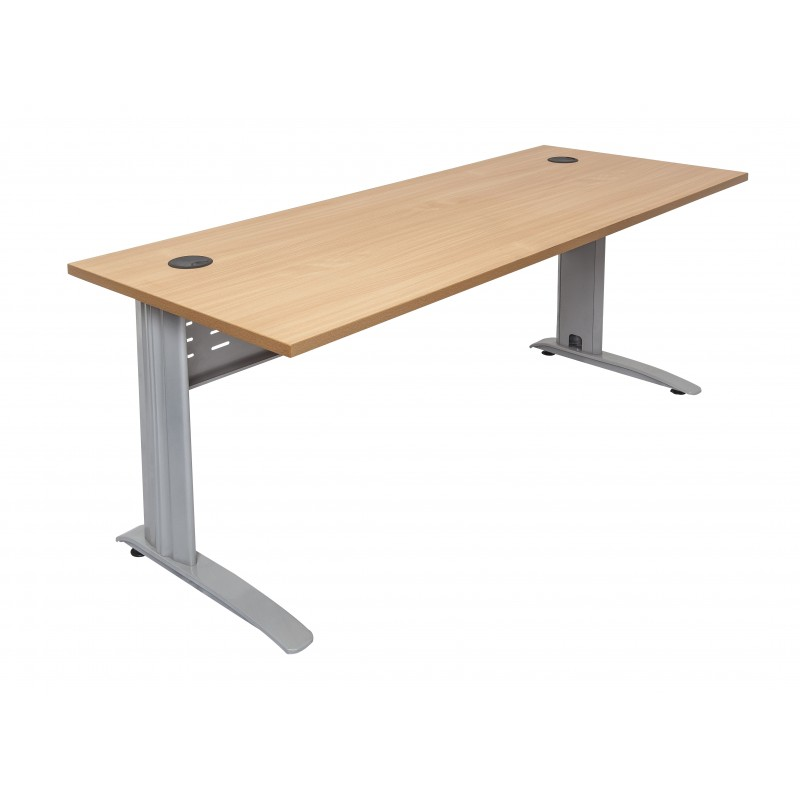 Metal Leg Desk Rapid Span