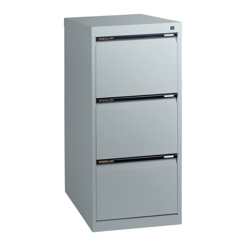 Statewide 3 Drawer Office Filing Cabinet
