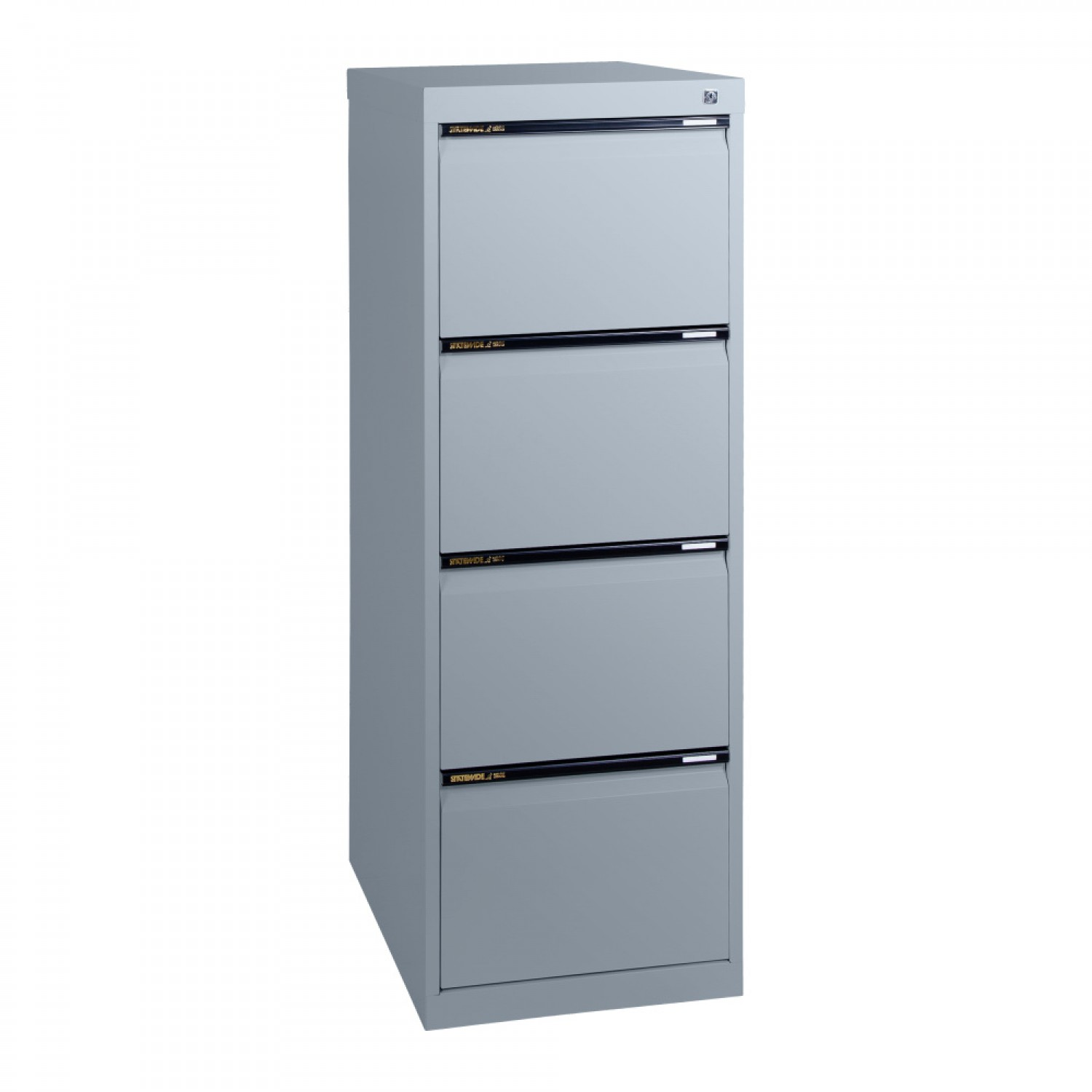 Statewide 4 Drawer Office Filing Cabinet