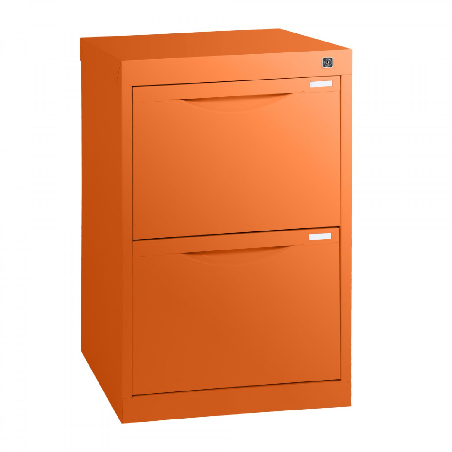 Statewide Homefile Shallow Short Depth 2 Drawer Filing