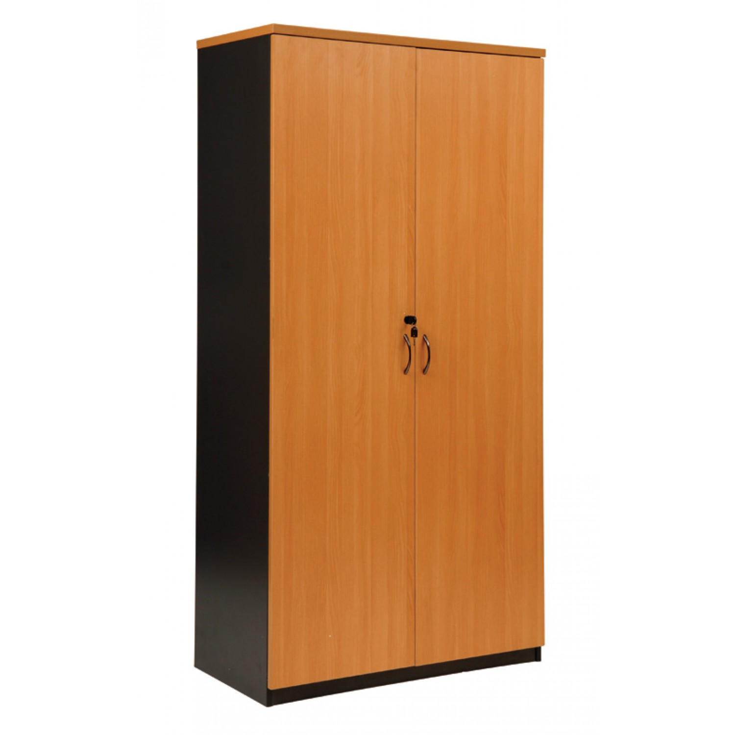 Wooden Full Door Storage Unit Cupboard Office Furniture