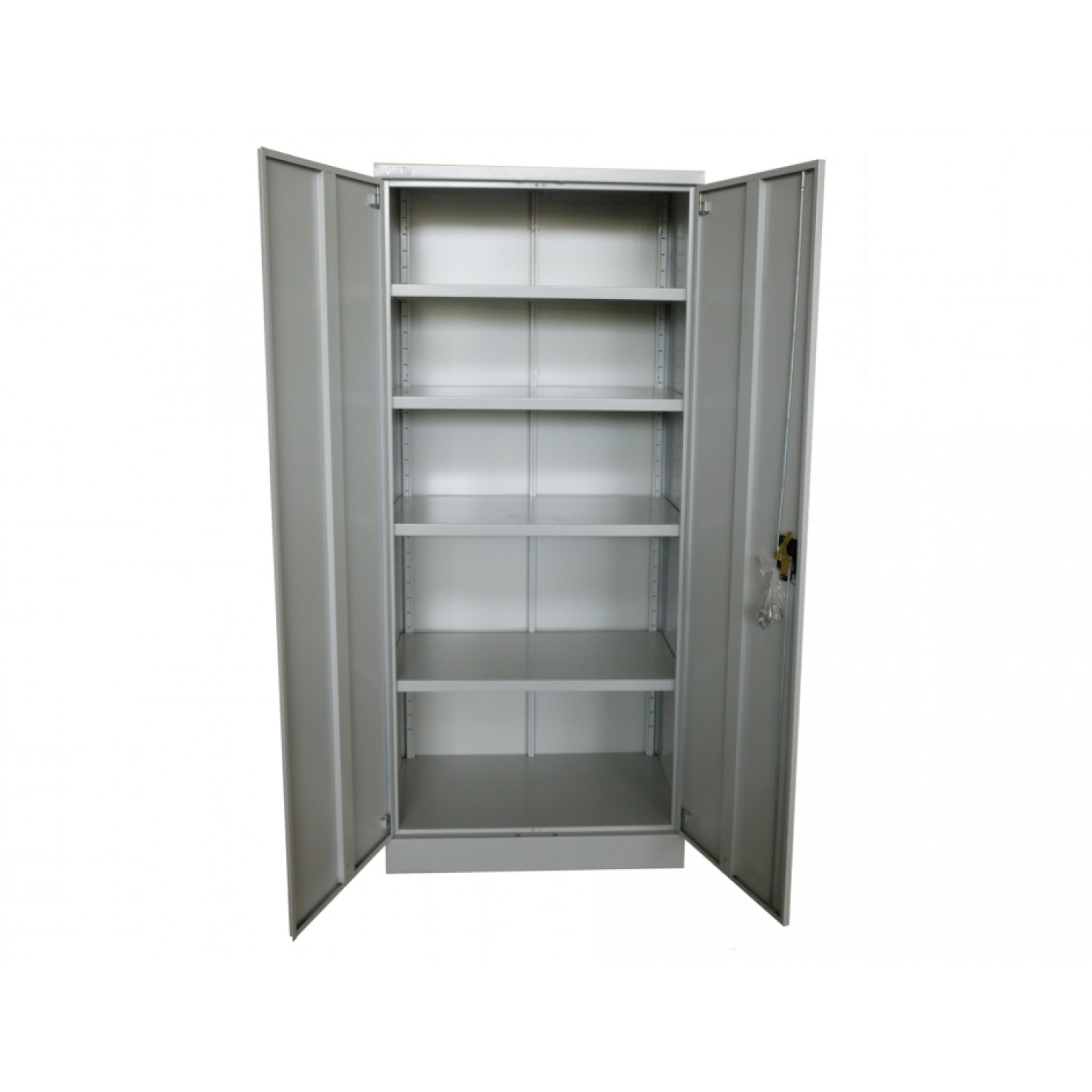 Spacewise Steel Stationery Cupboard Office Cabinets