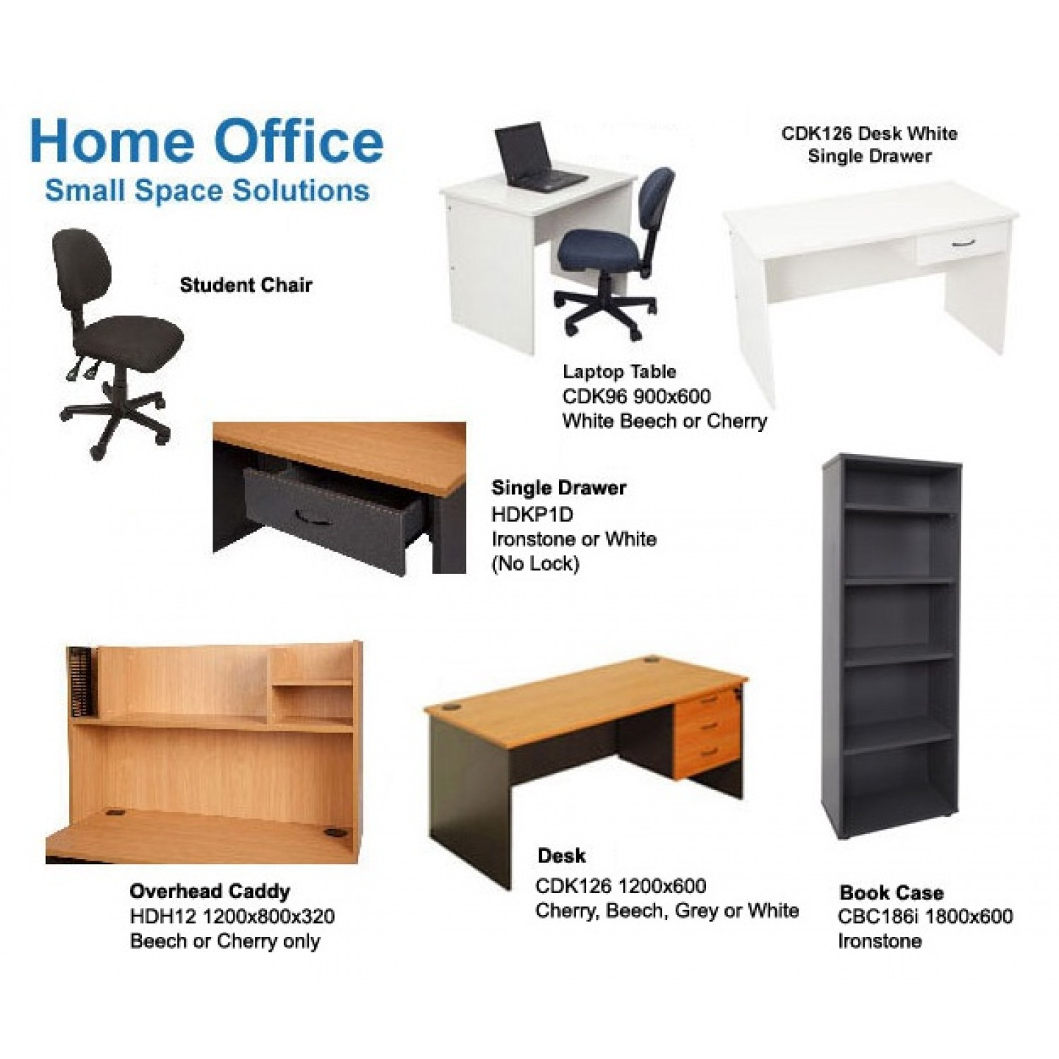 Home Office Package Logan Office Furniture Online