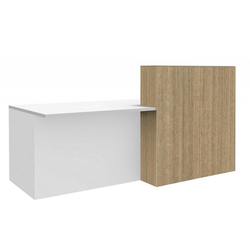 Split Reception Desk