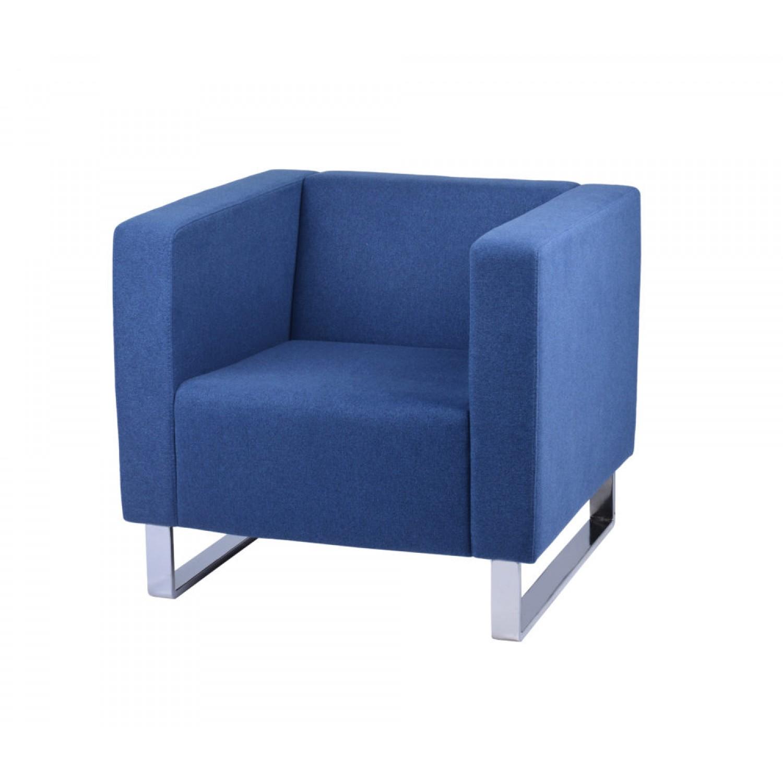Single Seat Sofa Generous Seat Office Furniture Since 1990