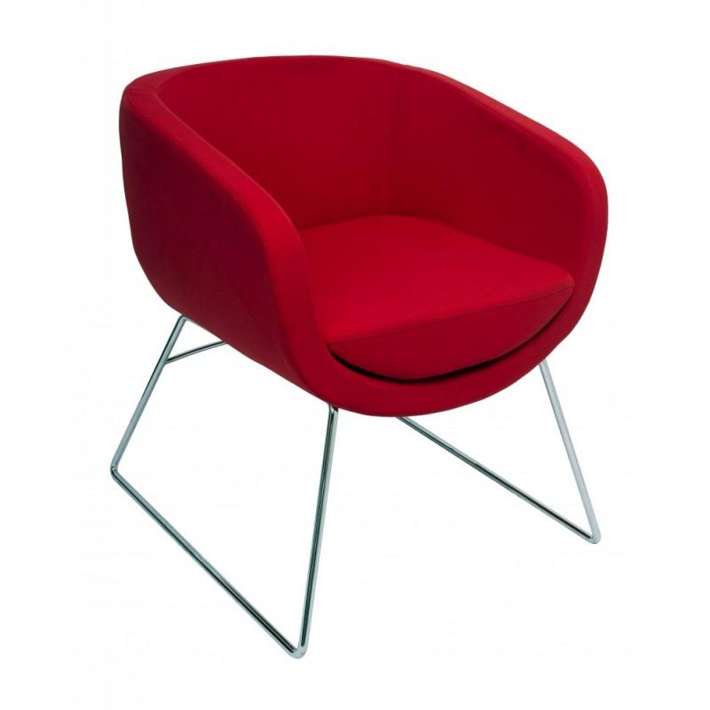 Lounge Chair Splash Cube