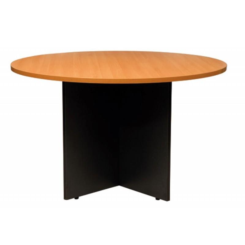 Round Meeting Table Logan