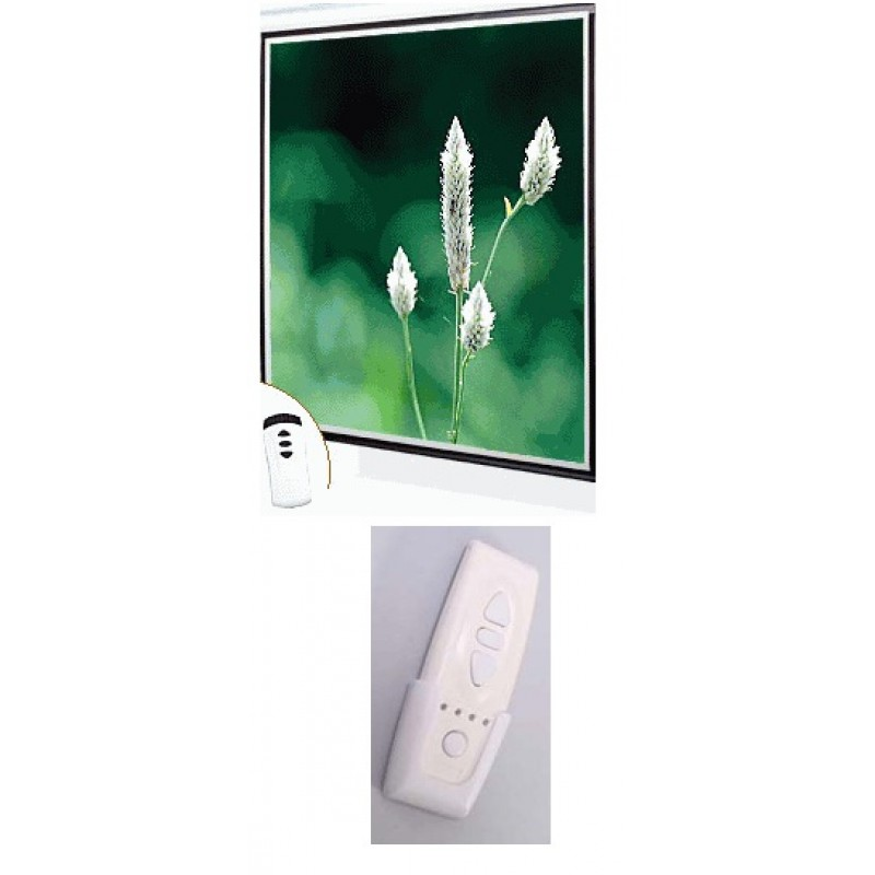 Motorided Projection Screen
